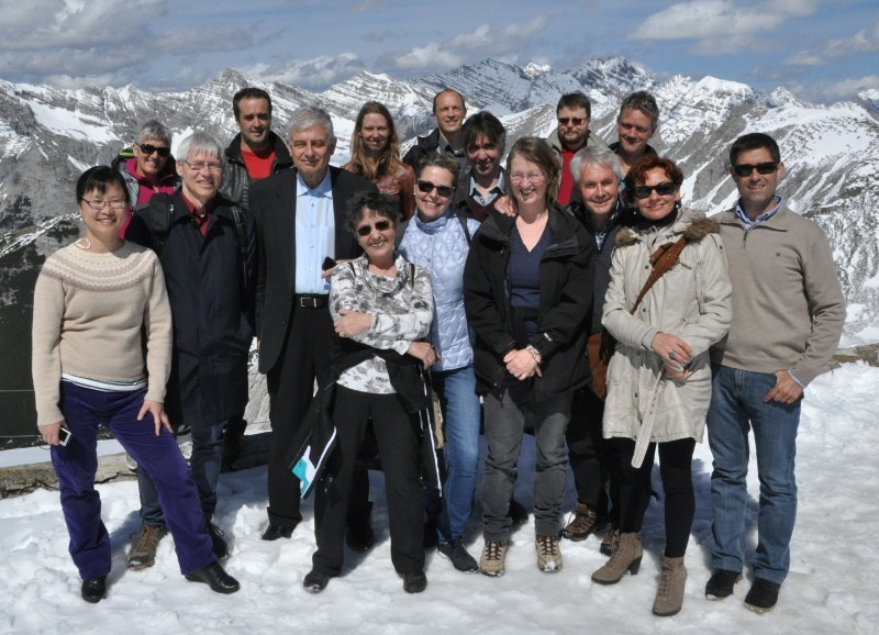 Mascil-Meeting in Innsbruck